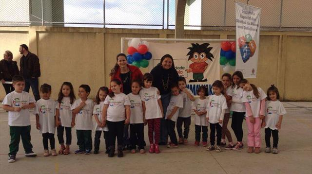 Dia Mais que Especial promove inclusão e integração na Escola Municipal Prof. Kó Yamawaki