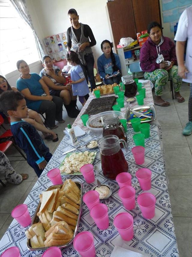 Chá do Dia das Mães maternal III D