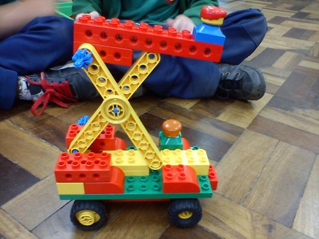 Atividade com Lego