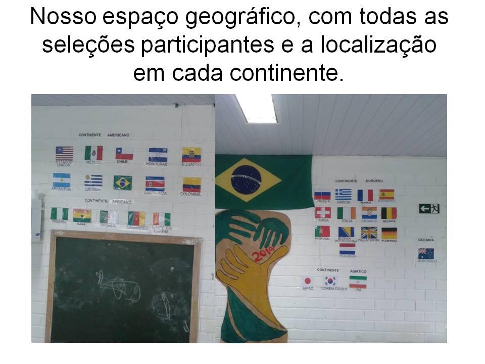 """Copa no Brasil """" Somos um só"""