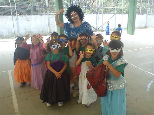 Álbum de fotos da Educação Infantil!