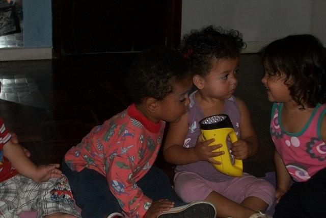 As descobertas das crianças do CMEI Vila Leonice