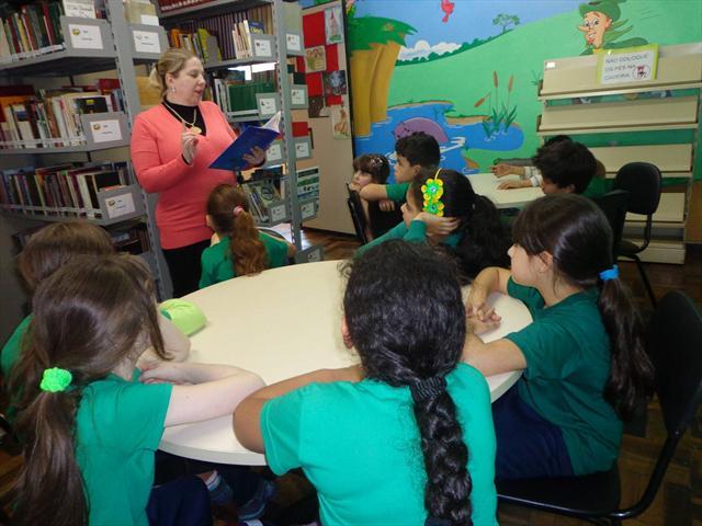 Biblioteca Escolar: Espaço de acolhimento, criação e imaginação!