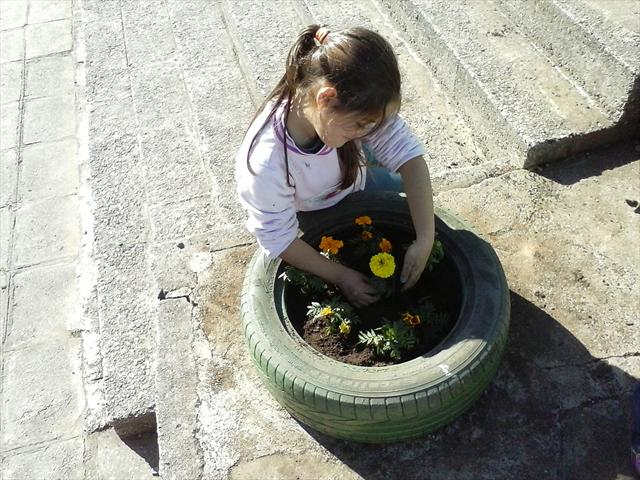 Prática de Educação Ambiental