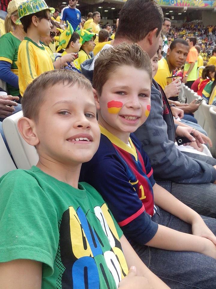 Jogo Espanha e Austrália