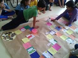 Construção de jogo na educação ambiental