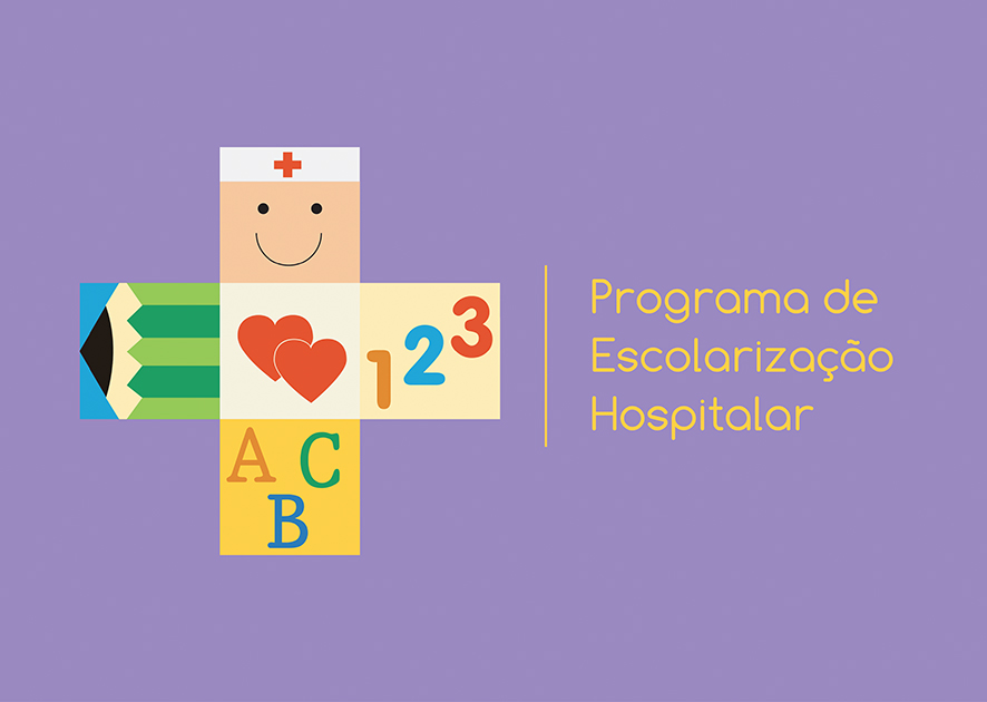 Logo Programa Escolarização Hospitalar