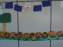 Mural o tigre