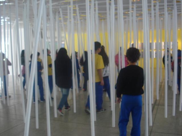 Visita à exposição Frida Kahlo e João Turin - MON