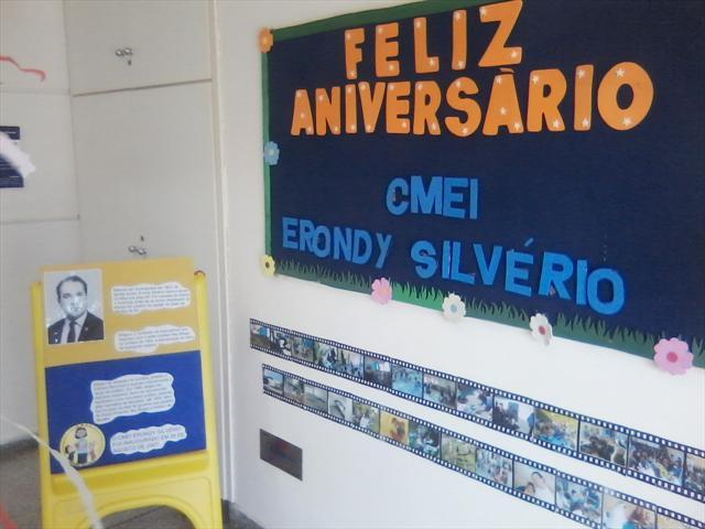 Aniversário do CMEI