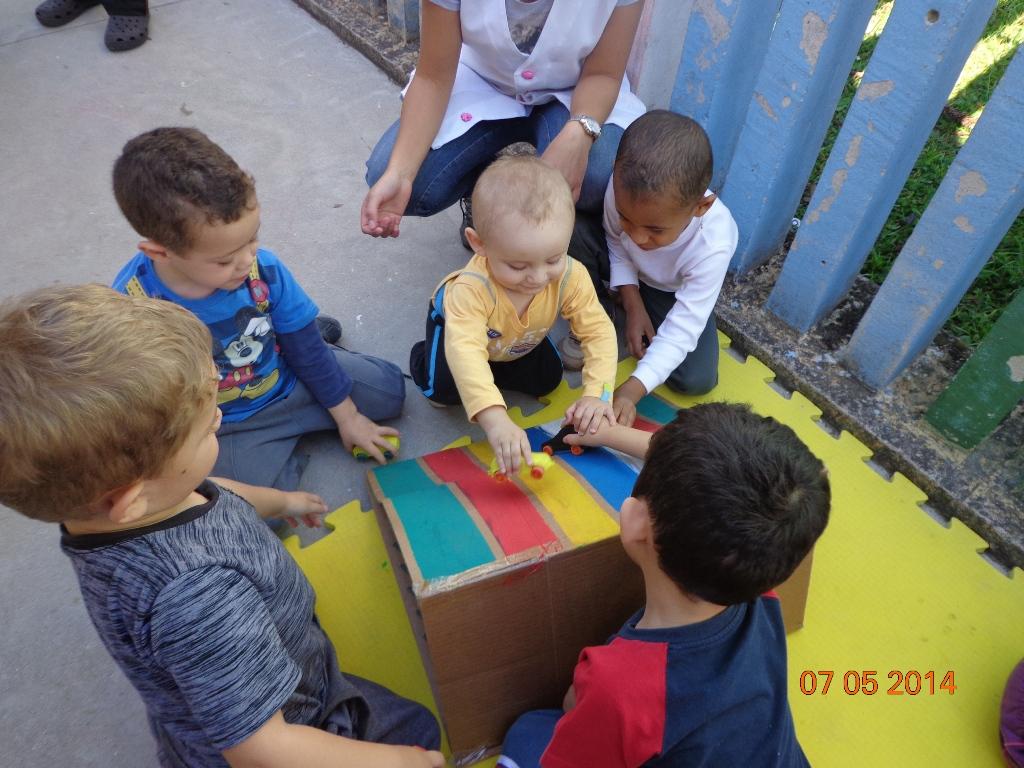Brincar e Compartilhar