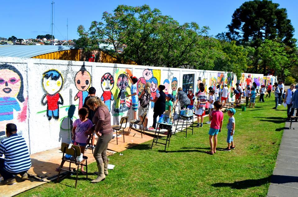 pintura no muro 2