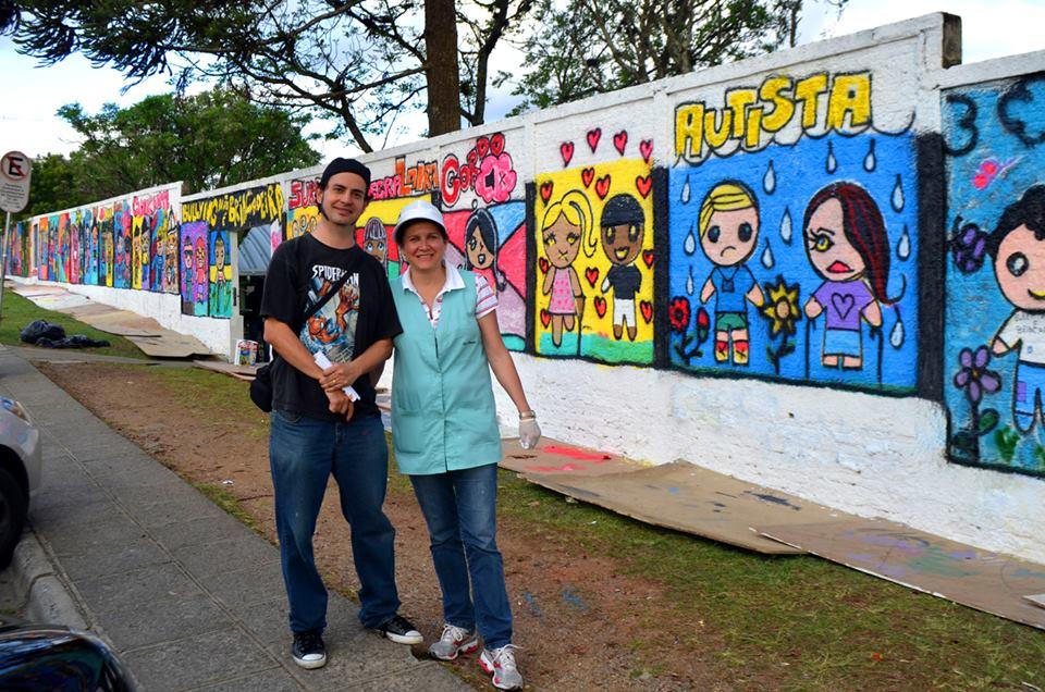 pintura no muro 8