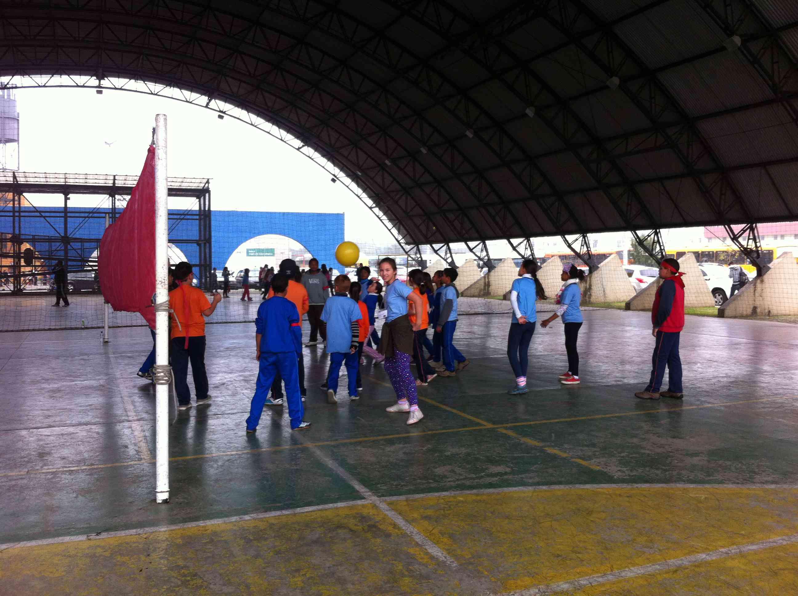 Jogos escolares 2014