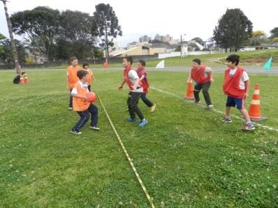 Encontro Esportivo da Regional Boa Vista