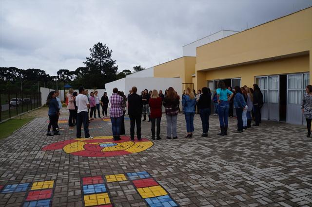 Semana de Estudos Pedagógicos - CMEI Jardim Alegre e CMEI Santa Cândida