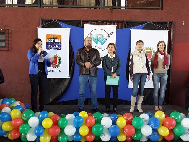 Encontro Esportivo da Regional Portão 2014