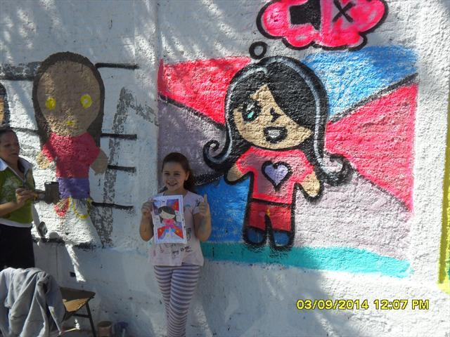 pintura no muro 4