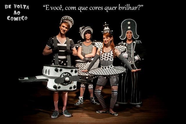 DE VOLTA AO COMEÇO
