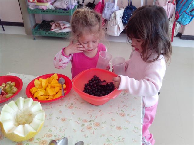 Buffet de frutas MI