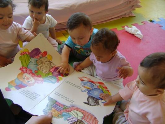 Leitura pela criança