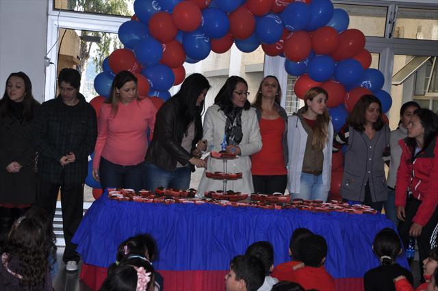 Comemoração 6° aniversário da Escola Municipal Otto Bracarense Costa
