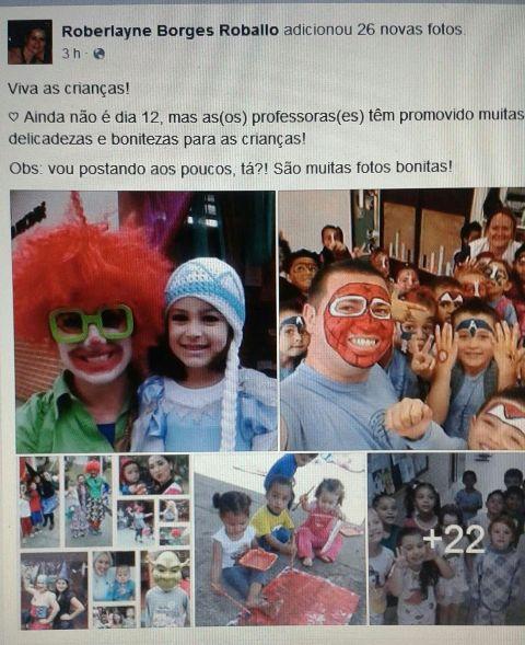 Dia das Crianças/Cel Débora 267