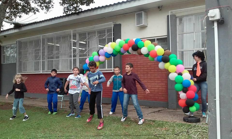 Semana da criança na escola: muita diversão!