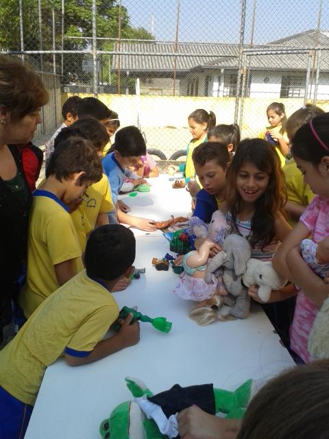 Semana da criança na UEI: muita diversão!