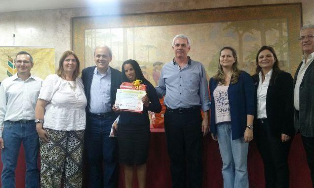 Premiação Concurso do Pão/Cel Débora 548
