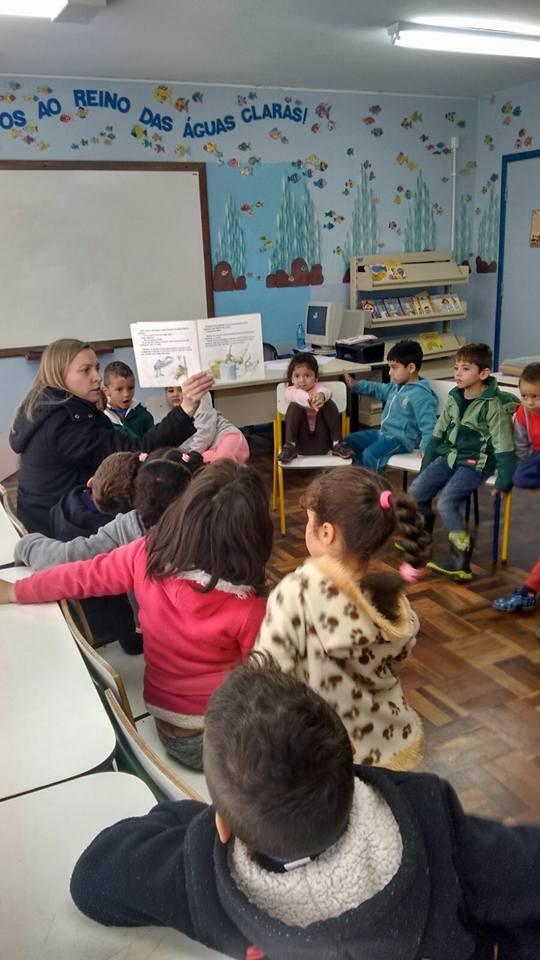 Integração entre a Educação Infantil e o Ensino Fundamental