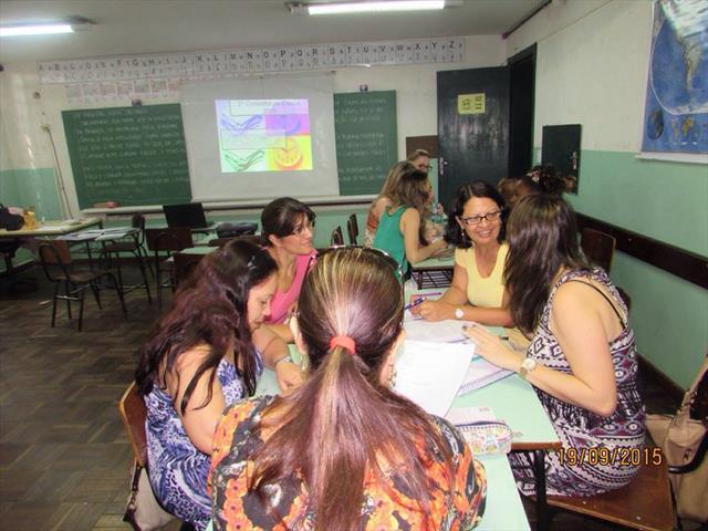 Sábado Letivo de Conselho de Classe da E.M. CEI Belmiro Cesar