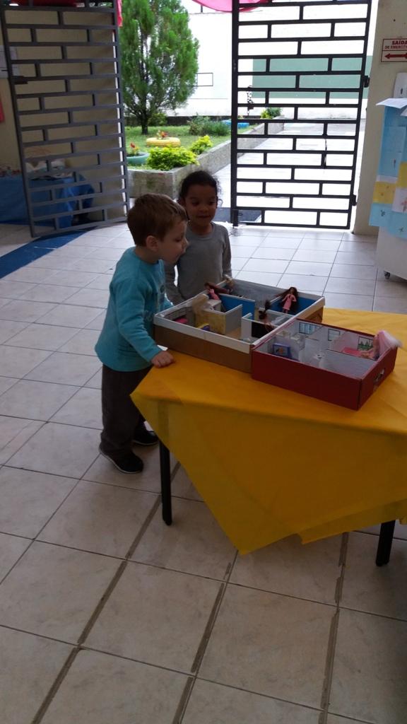 Mostra Pedagógica Visitas