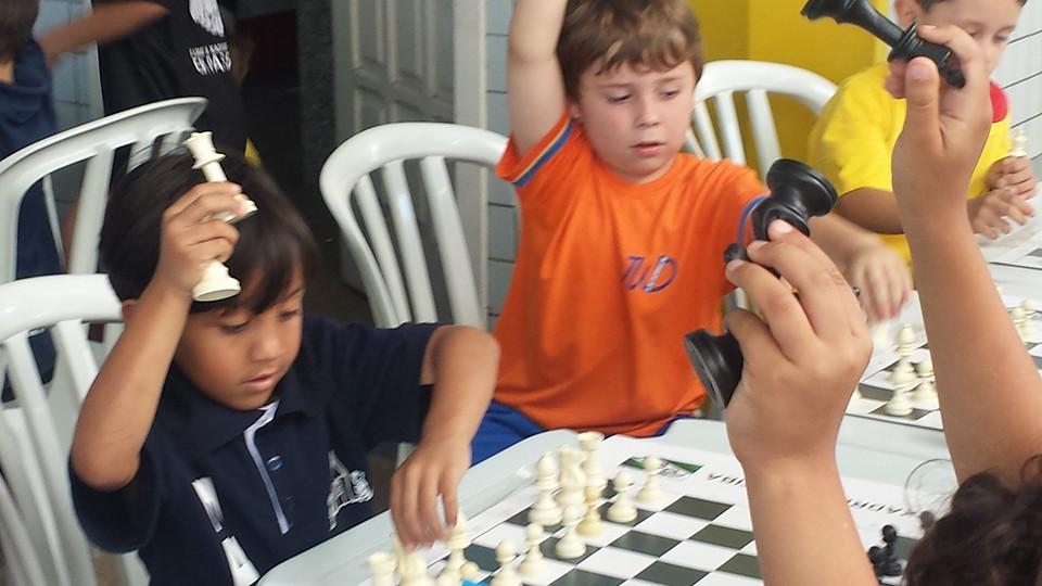 torneio xadrez