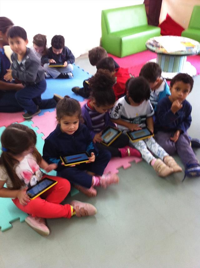 apresentação tabletes