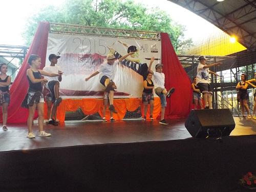 Dança regional