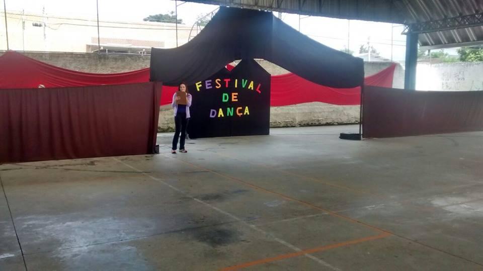 Festival Interno de Dança - Educação Infantil
