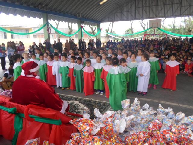 Natal na Escola