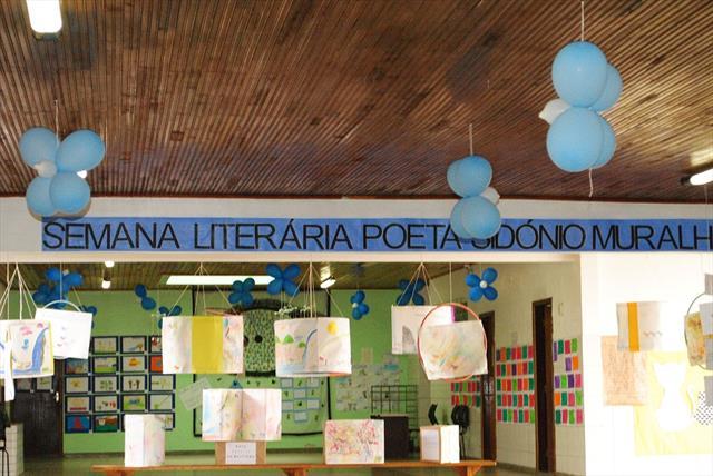 Semana Literária Poeta Sidónio Muralha