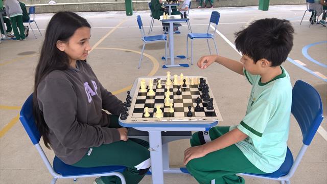 Campeonato de Xadrez EMED