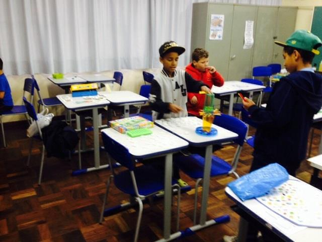 Feira do Conhecimento  - Classe Especial e Sl de Recursos