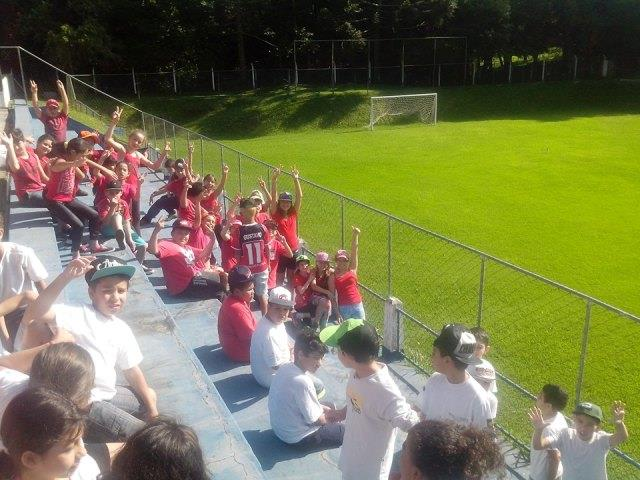 Encontro Esportivo dos 5ºs anos - 2015