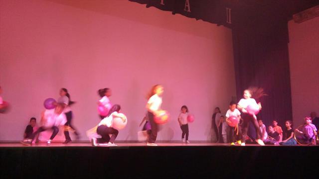 Festival de dança!!!
