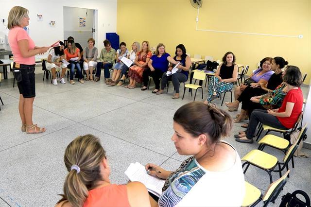 Início dos trabalhos pedagógicos nas unidades educacionais da Regional Matriz