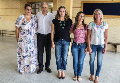 visita do prefeito - Wenceslau Braz 6