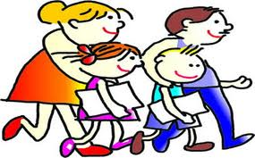 pais conhecem professoras que trabalharão em 2015 com seus filhos.