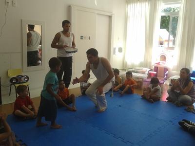 Conhecendo a Capoeira