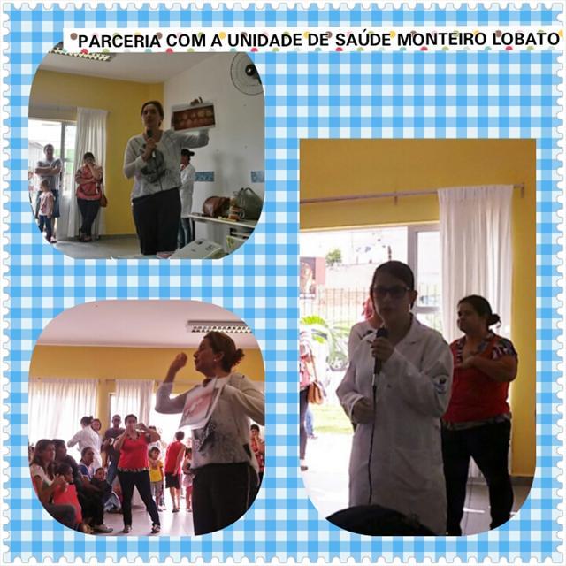 No dia 21 de março de 2015 o CMEI Fani Lerner realizou o primeiro sábado de Integração com as famílias.