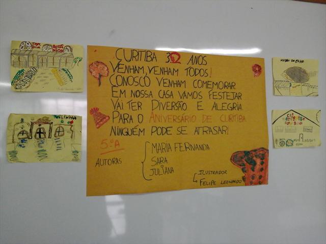 Uma Sextilha para Curitiba