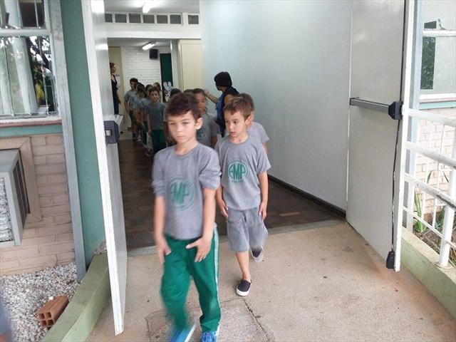 PROGRAMA DEFESA CIVIL NA EDUCAÇÃO -  CONHECER  PARA PREVENIR